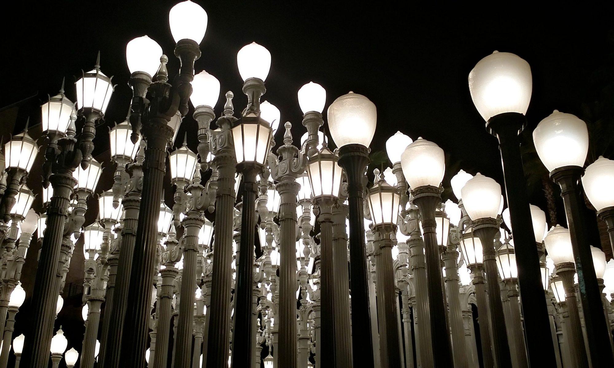 洛杉矶文化沙龙